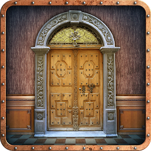 Cover art 100 Doors Saga