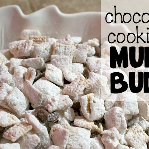 Chocolate Chip Cookie Dough Muddy Buddies