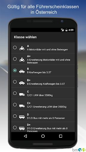 Führerschein Österreich PRO - screenshot