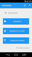 Screenshot of PartSeeker