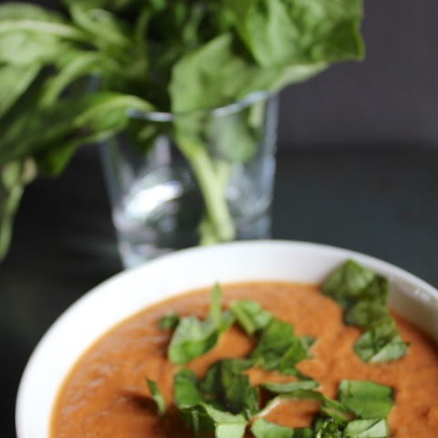 Dairy-Free Cream of Tomato Soup