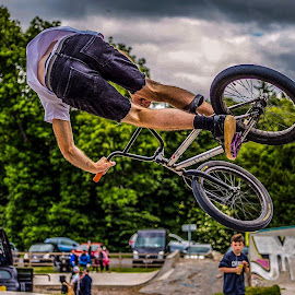 Inverness Skatepark by Gordon Bain - Sports & Fitness Cycling ( bmx, inverness, skatepark )