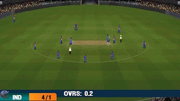 Screenshot of Ind Vs Eng