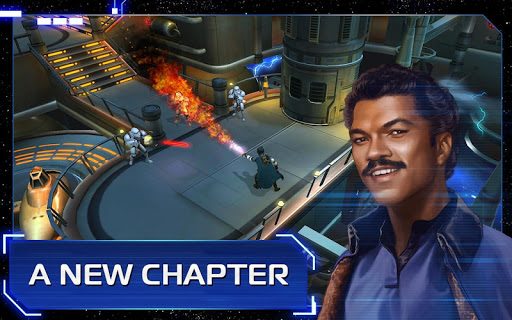 Star Wars™: Uprising screenshot 13