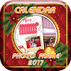 Cute Calendar Photo Frame 2017