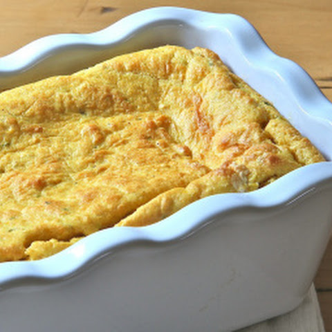 (Gluten-Free) Pumpkin Pie Spoon Bread