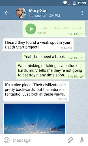 Telegram screenshot 3
