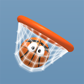 Download Full Ball Shot - Fling to Basket 1 APK