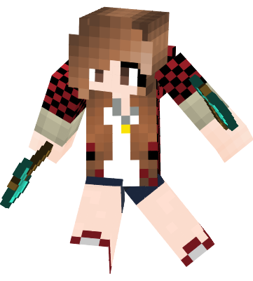 pretty bajancanadian girl by penguin684 nova skin