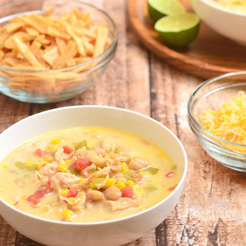 Fiesta Chicken Chili