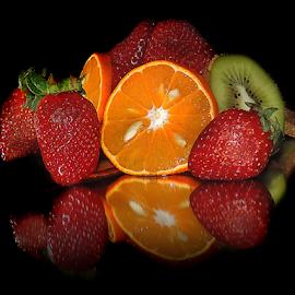 citrus fruits by LADOCKi Elvira - Food & Drink Fruits & Vegetables ( fruits )