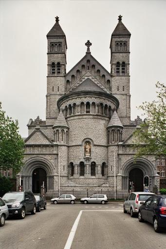 photo de Saint Jean Berchmans (Église des Jésuites de Saint Michel)