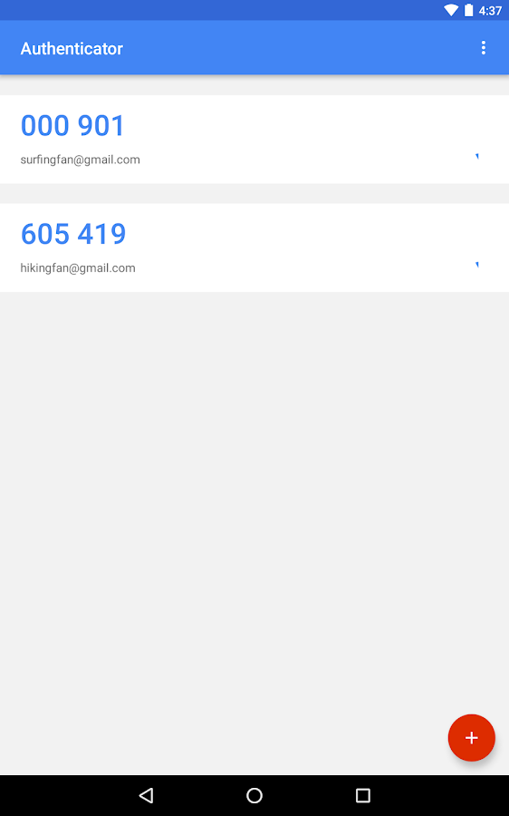 Google Authenticator Android Apps On Google Play