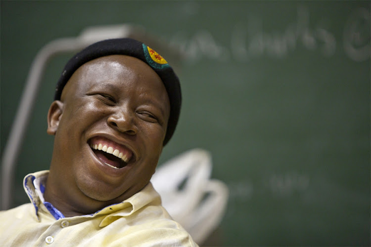 Malema: Hold Zuma to account
