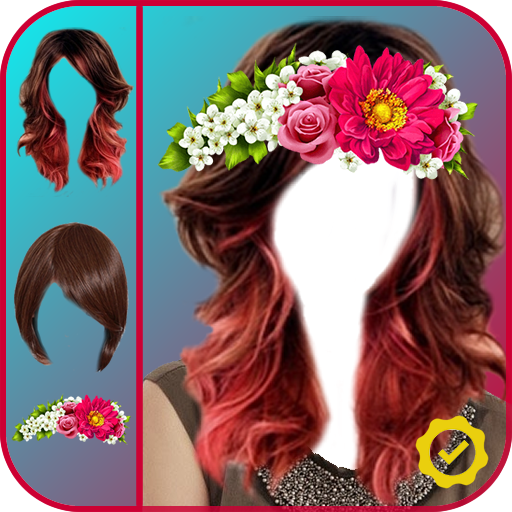 Hair Styler App For Women (app)