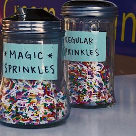 Magic Sprinkles by Jeannine Jones - Food & Drink Candy & Dessert