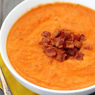 Garlic Bacon Tomato Soup Recipes