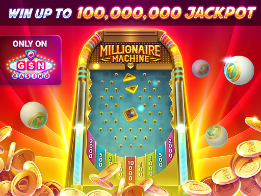 GSN Casino Slots: Free Online Slot Games screenshot 8