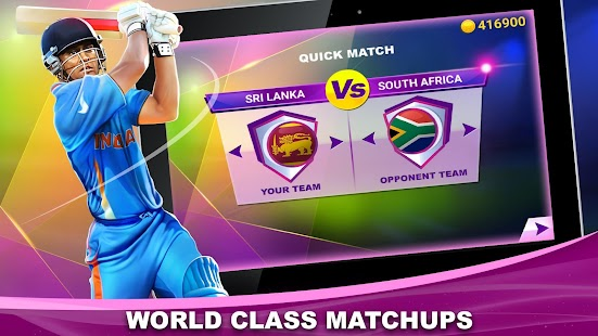 Game T20 Cricket Champions 3D apk for kindle fire