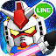 Free Download LINE: 鋼彈大亂鬥 APK for Samsung