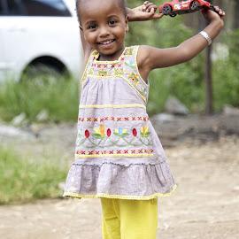 Nairobi Children by Chiara Maioni - Babies & Children Children Candids