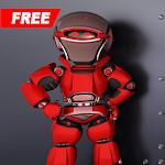 HUMAN VS ROBOTS Fighter 2050 Icon