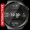 Daring Carbon HD Watch Face