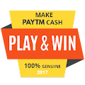 Play & Win - Paytm Cash