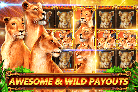 Slot Machines - Great Cat Slots™ Free Vegas Pokies