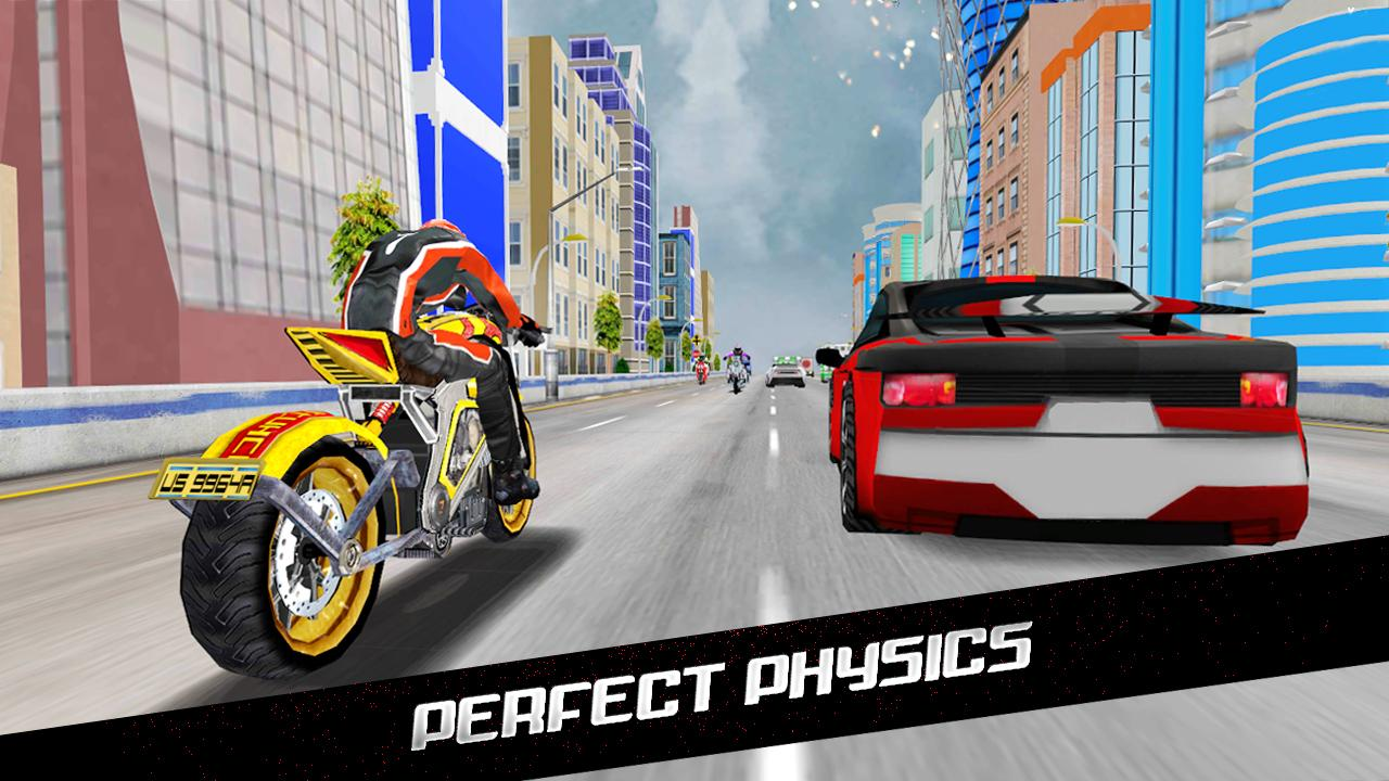 Turbo Racer - Bike Racing Screenshot 6