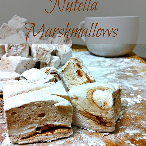 Nutella Marshmallows