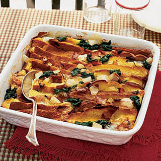 Ham And Potato Strata Recipes