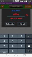 Screenshot of Xo so truc tiep, KQXS Live