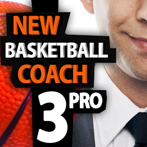 New Basketball Coach 3 PRO For PC