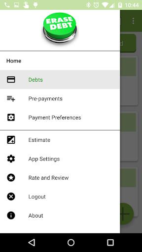 Debt Payoff Planner - screenshot