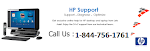 Toll-free Number 844-756-1761 for HP Customer Service