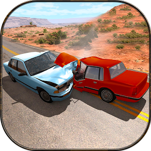 Car Crash Simulator & Beam Crash Stunt Racing SG For PC