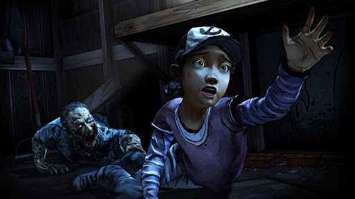 The Walking Dead: Season Two screenshot 10