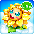 Game LINE Sky Garden apk for kindle fire