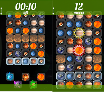Galaxy Match - screenshot