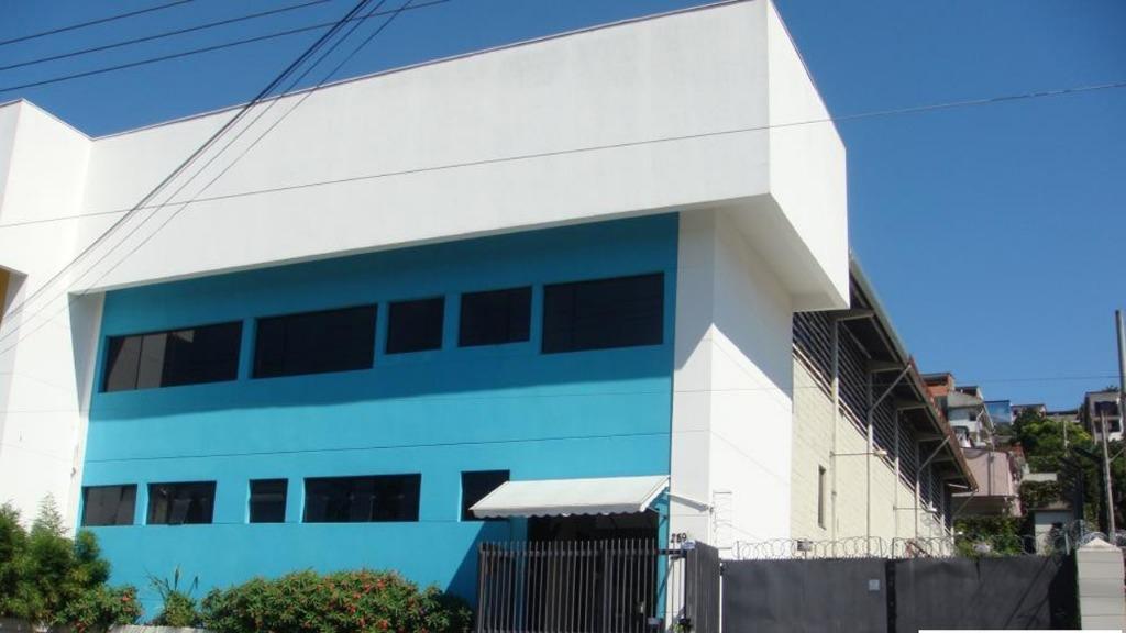 Galpão industrial para locação,  Barueri