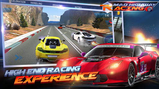 Mad 3D:Highway Racing For PC