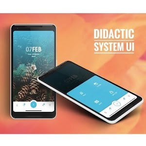 Didactic System UI for KLWP For PC (Windows / Mac)