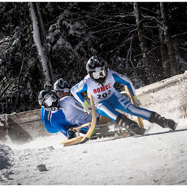 by Luka Ravnikar - Sports & Fitness Snow Sports
