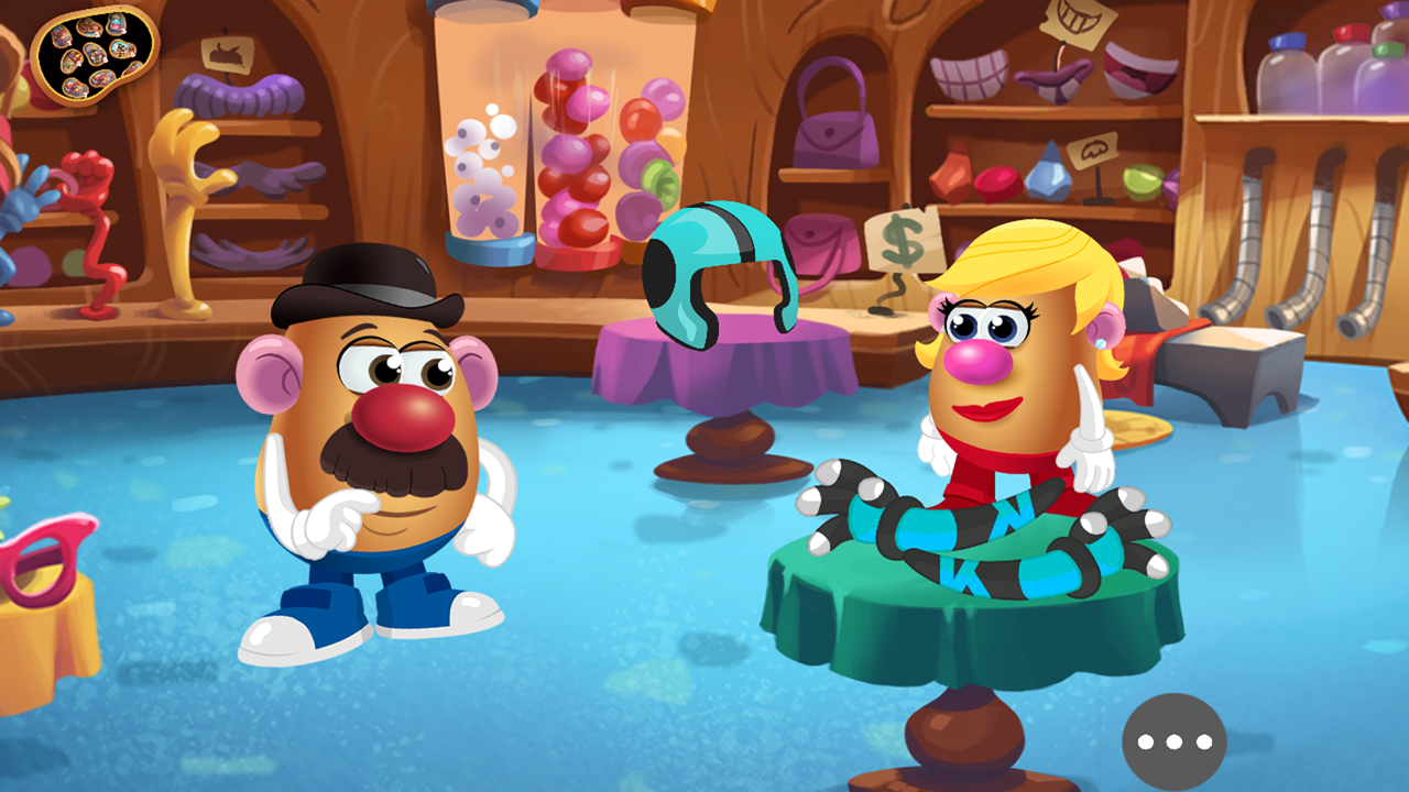 Mr. Potato Head: School Rush Screenshot 5