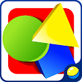 Learn Shapes for Kids, Toddlers - Educational Game APK for Bluestacks