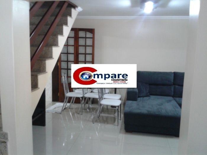 Casa 3 Dorm, Residencial Parque Cumbica, Guarulhos (CA0811)
