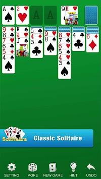 Classic Solitaire apk screenshot