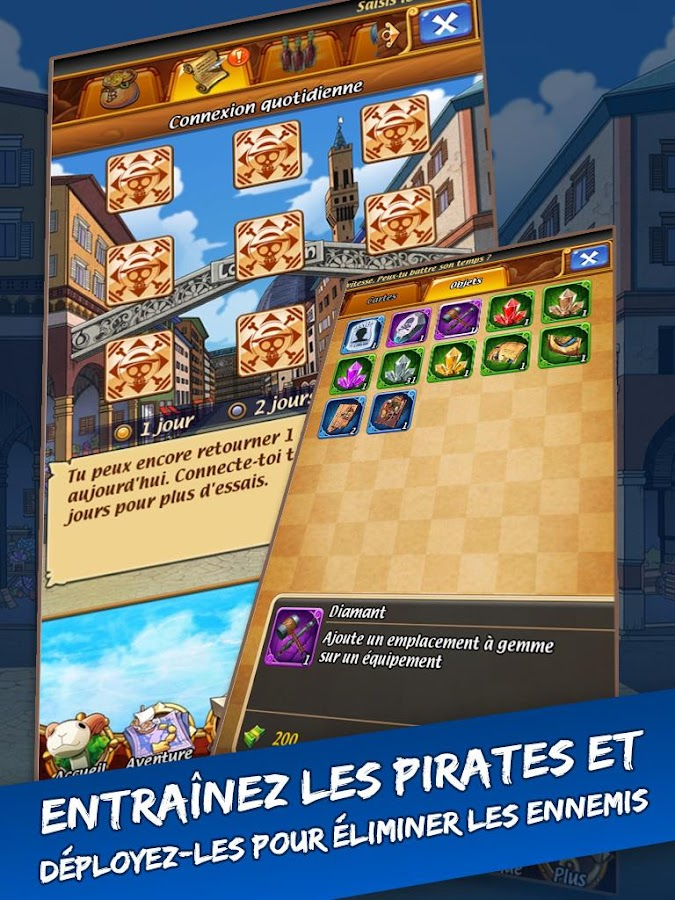 Pirates:une aventure magique Screenshot 14