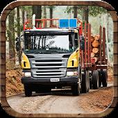 Download Jungle Wood Transporter 2017 APK on PC